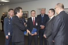 Serbia continues its military neutrality policy