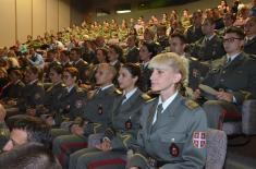 Uručene diplome kadetima Medicinskog fakulteta VMA