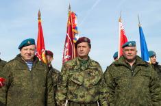 Учесници вежбе Словенско братство стигли у Србију