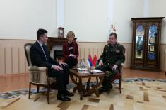Defence Minister in Belarus