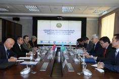 Cooperation with Kazakhstan in the Field of Defence Industry