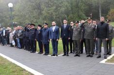 "Serbian-Russian Commemoration in the Memorial Complex ""Čačalica"""