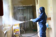 Борба против коронавируса: Радно на празник рада