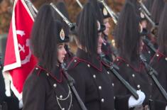 Састанак министара одбране Републике Србије и Краљевине Норвешке