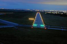 Novi hangari za smeštaj vojnih vazduhoplova