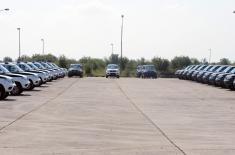 Нових 56 теренских возила за Војску Србије