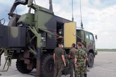 """Министар Вулин: Развој система ПАСАРС и модернизација радара """"Жирафа"""" важни су за Војску Србије"""