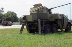 Modernised PASARS Considerably Strengthens Air Defence