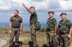 Minister Vulin: We are equipping the armed forces with the most modern communication equipment