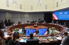 Министар Вулин: Србија ће наставити да се бори за принципе међународног права