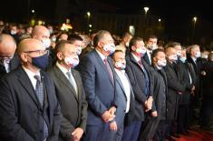 Министар Вулин у Источном Новом Сарајеву: Србија ће увек мислити, чувати и бранити своју Републику Српску