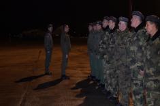 Министар Вулин: Србија је слободна, чувана и заштићена