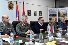 Government of the Republic Will Continue Assisting Serbian Defence Industry