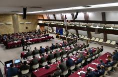 Одржан Главни пленарни састанак на конференцији изасланика одбране