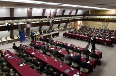 Održan Glavni plenarni sastanak na konferenciji izaslanika odbrane