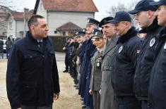 У Београду почела изградња станова за припаднике снага безбедности