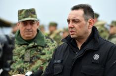 Од почетка године у Војску Србије примљено 223 професионалних припадника