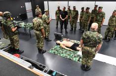 Војска Србије је гарант мира и стабилности