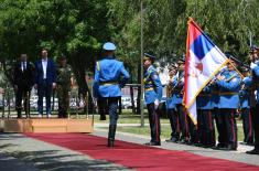Chinese donation to the Serbian Armed Forces