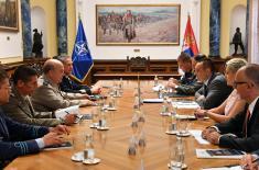 Састанак министра Вулина и маршала Пича