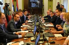 Sixth Sitting of the Defence and Internal Affairs Committee held