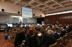 Међународна конференција о заштити критичнe инфраструктурe одбрамбене индустрије
