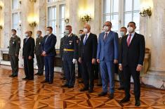 Високо руско одликовање за министра одбране Александра Вулина