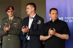 "Otvorena manifestacija ""Balkanski skok prijateljstva 2017"""