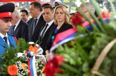 Министар Вулин: Зато што смо заборављали, злочини су се понављали
