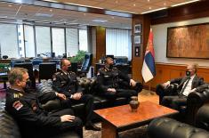 Министар Стефановић честитао Дан Војнообавештајне агенције