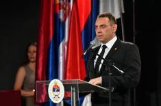 Minister Vulin in Bratunac: We must never cease to remember the killed