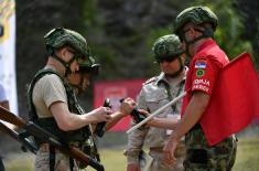 """Serbia takes lead after second phase of """"Guardian of Order"""""""