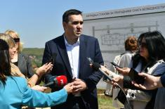 Minister Vulin: The state again takes care of the people who take care of it