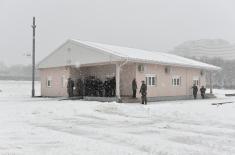 Министар Вулин: Савремени хелидром за Војску Србије и све наше грађане