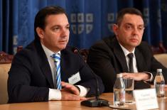 Министар Вулин отворио међународну конференцију о безбедности и сајбер простору