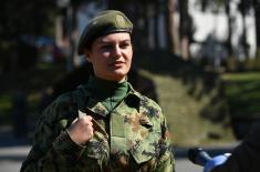 Министар Вулин на полагању војничке заклетве у Лесковцу: Војска Србије се не да поколебати, без обзира одакле опасност прети
