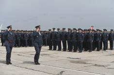 Oбележен Дан Војске Србије