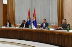 Председник Вучић: Србија не прихвата политику свршеног чина