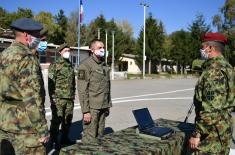 Министар Вулин: Допринос Четврте бригаде очувању нашег мира је огроман