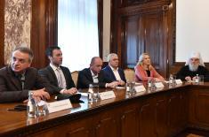 Председник Вучић: Подршка српском народу је подршка за очување мира