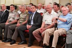 Министру Вулину највише признање генерала и адмирала
