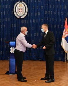 Minister Stefanović: The state takes care of its armed forces
