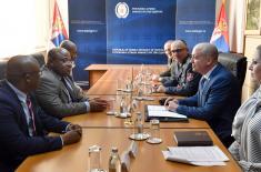 Посета делегације Уније Коморских острва