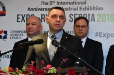 Министар Вулин: Немамо само заједничку прошлост, већ и будућност