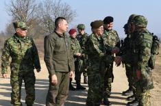 """Припреме за вежбу """"Век победника 1918-2018"""""""