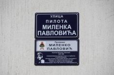 Обележено две деценије од погибије пилота пуковника Миленка Павловића