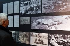 """U Domu Vojske otvorena izložba """"Deca u ratu"""""""