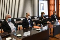 Министар Вулин: Добри резултати Одбрамбене индустрије Србије у опремању Војске Србије