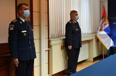 Supreme Commander's early promotions to servicemen for extraordinary merit in the fight against the coronavirus