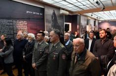 """У Дому Војске отворена изложба """"Деца у рату"""""""
